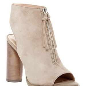 French Connection Uttara Open Toe Bootie